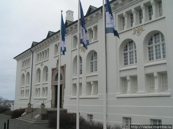 Особняк культурного центра