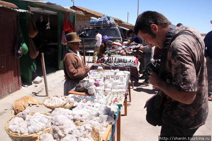 Джип-тур Уюни, Боливия