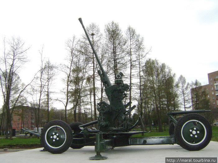Было бы досадной ошибкой не увековечить в Рыбинске воинский подвиг защитников Отечества таким экспонатом музея под открытым небом