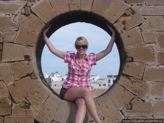 Крепость в Эссуэйре