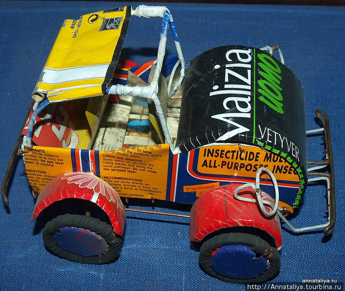 Африканская детская игрушка