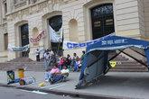 Акции протестов и забастовки- привычное дело в южной Америке