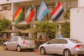 Дружба народов, набор флагов