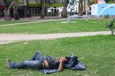 Сиеста- это у аргентинцев святое, днём все офисы и многие магазины закрываются на трёхчасовой обед- всем надо поспать после дневной еды