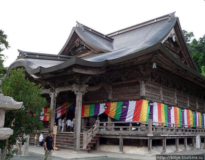 Буддистский храм Нариайдзи