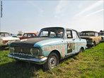 Москвич М-2140SL Rallye Saturnus, настоящий Москвич гонщика Сергея Валерьевича Шипилова. расскраска не такая как была у Шипилова (машина была белого цвета), но такая как была на подобных машинах