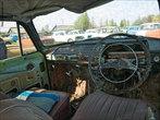 экспортный Москвич М-408П с правым рулем