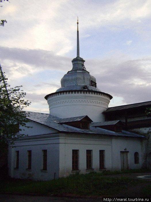 Богоявленская башня