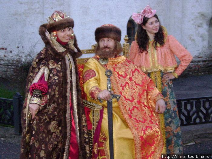Князь Ярослав Мудрый — видный мужчина
