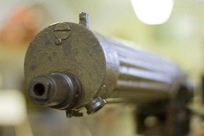 Пулемет Максим.