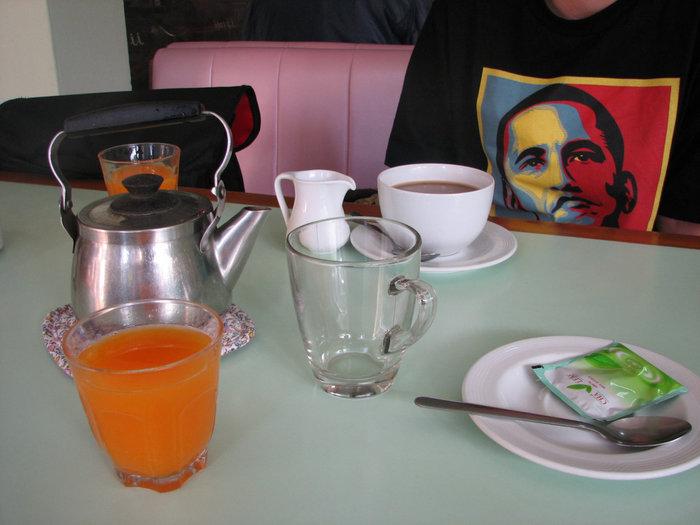 Завтрак с Обамой )