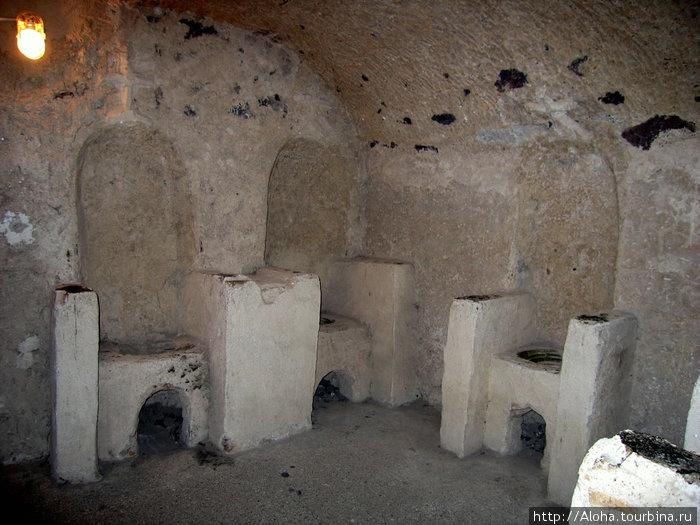 Келья монастыря кларисс