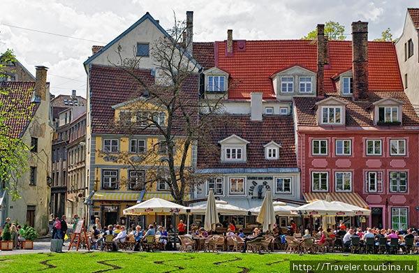 В 2004 году Старая Рига получила дополнительный источник заработка с выходом на латвийский рынок бюджетных авиалиний, после чего резко выросло число туристов.