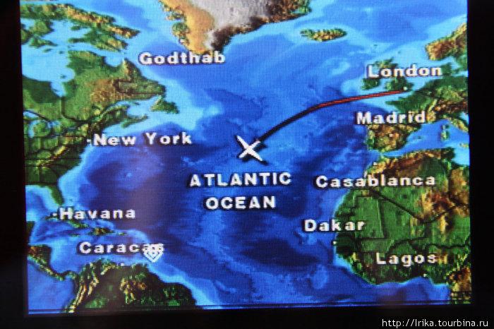 Летим на Барбадос