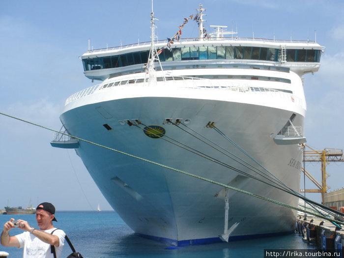 Наш лайнер