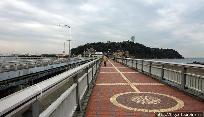 Мост, ведущий на остров