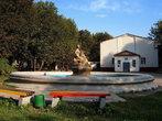 самый большой фонтан в парке