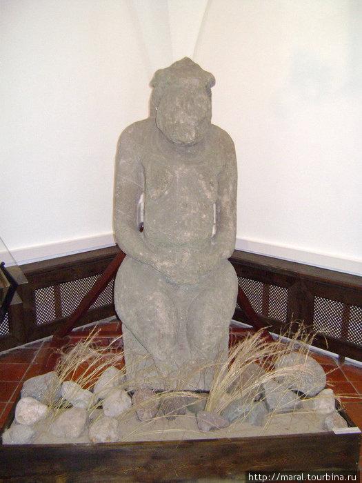 Как знать, может, эта каменная баба стала свидетелем жестокой битвы русичей с половцами на Каяле-реке – притоке Северного Донца в 1185 году