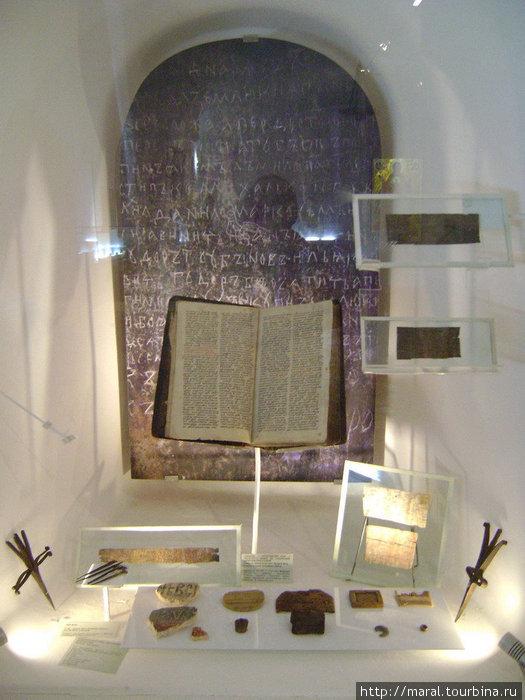 Музейщики из Великого Новгорода в числе своих археологических диковинок прислали на экспозицию