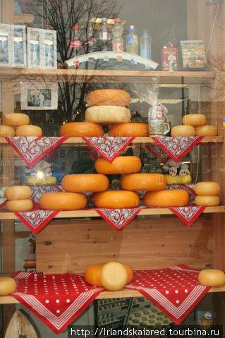 Вкуснейший сыр, который можно попробовать прямо в магазине!!!
