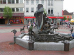Занимательный фонтан