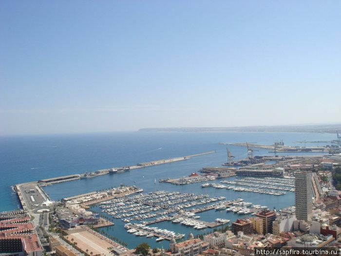 Испанская недвижимость в аликанте достопримечательности