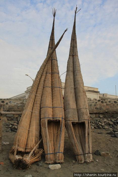 Лодка из камыша своими руками