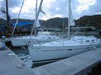 Фото 17. В тихом порту на окраине Род-Тауна ждет зафрахтованая яхта...