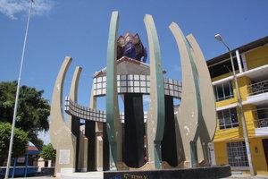 Монумент в Тумбесе