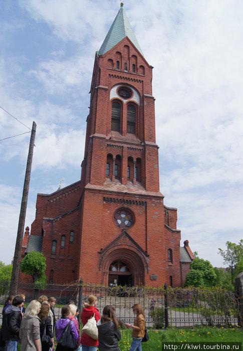 Свято-Михайловская церковь, ранее церковь Реформации