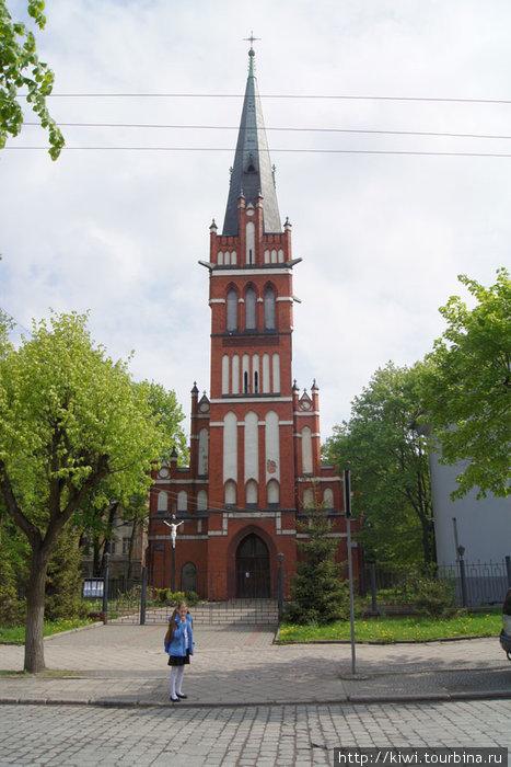 Католическая церковь святого Бруно Кверфуртского