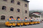Автопоезд для туристов