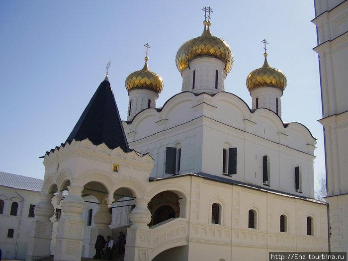 Ипатьевский монастырь. Троицкий собор