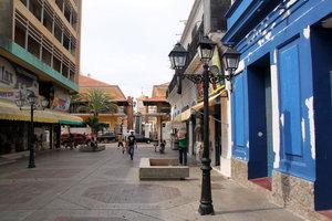 Пешеходная улица в Порламаре