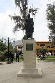 Памятник Симону Боливару вТабае