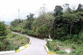 Дорога из Табая в нацпарк