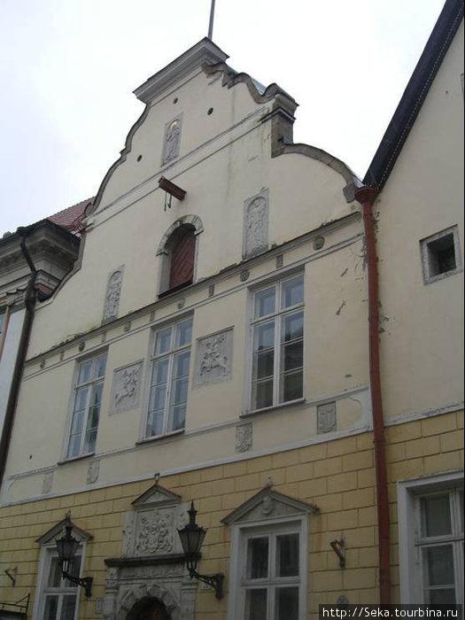 Дом Черноголовых / Mustpeade Maja