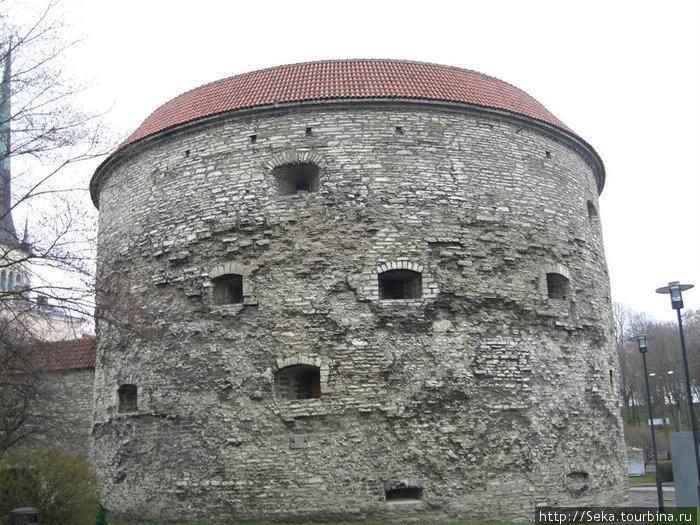 Башня Толстая Маргарита / Paks Margareeta