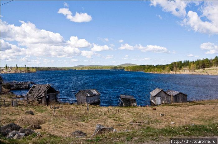 Озеро Тэдино