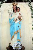 Богородица с младенцем