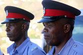 Полицейские с Гренады