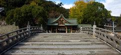 Святилище Варэй-дзиндзя, в котором и проводится фестиваль бычьих демонов.
