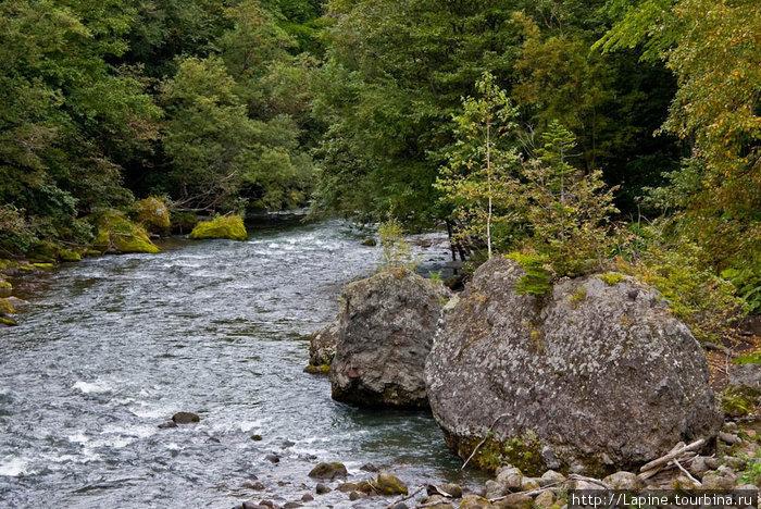 Река Исикари