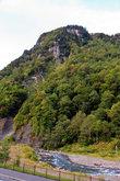 Ущелье Соункё и река Исикари в районе Соункё Онсэн
