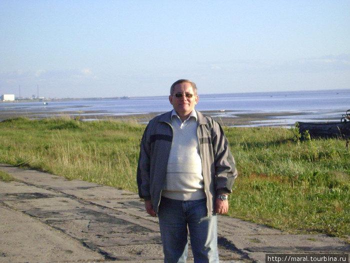 Широко раскинулось Белое море