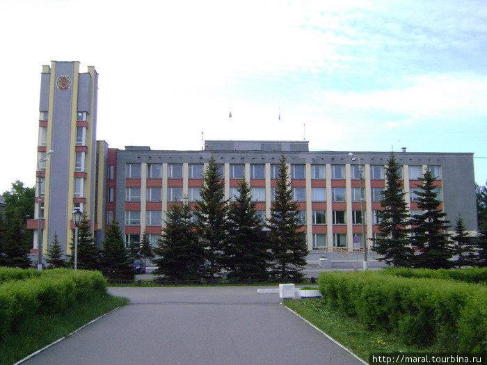 Здание мэрии Северодвинска