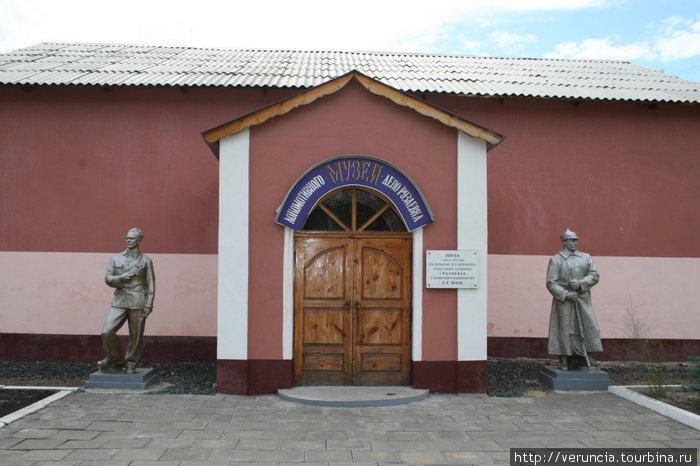Музей депо. Рузаевка, Россия