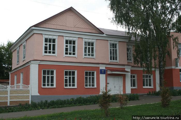 Дом на Куйбышева. Рузаевка, Россия