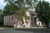 Довоенные домики на Б.Демьяновской.