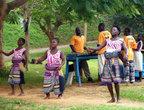 Африканские танцовщицы